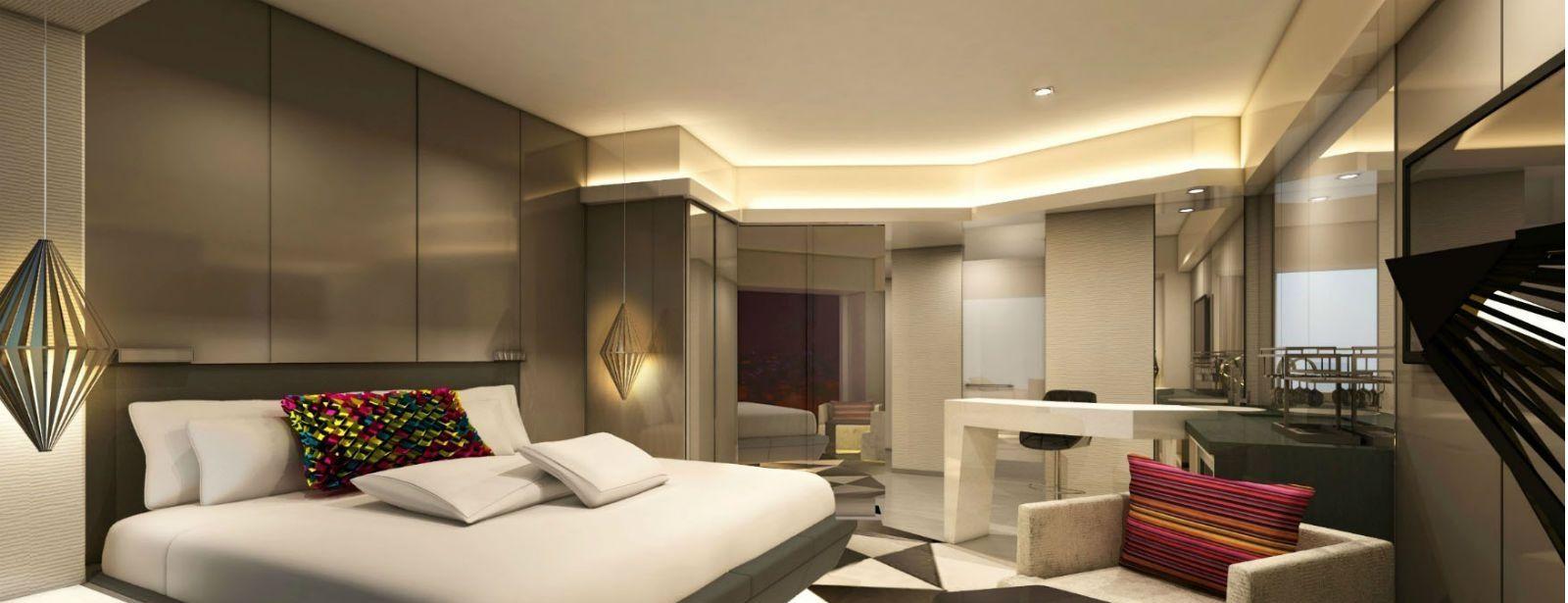 Spectacular Rooms at W Amman
